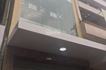 Cho thuê nhà MT Nguyễn Cư Trinh Q1, 4mx15m, 1 trệt 2 lầu