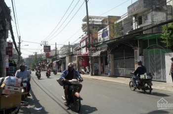 Cần bán nhà mặt tiền Phan Văn Trị, 5x18m, trệt 2 lầu nhà đẹp gần Nơ Trang Long