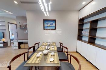 Cho thuê căn hộ tại tòa NO3T3, 130m2, 3PN, 2WC, full nội thất, giá 10 tr/tháng. LH: 0836291018