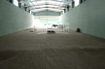 Cho thuê xưởng mới 100%, DT 1100m2 giá 50tr ngay cổng 11 và KCN Biên Hòa
