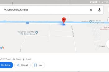 Cần cho thuê đất tại 779 đường Trần Hưng Đạo, Phường 7, TP Vị Thanh, Hậu Giang