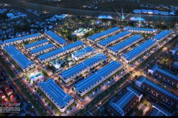 Bán nhà phố mặt tiền đường Hùng Vương, lộ giới 50m, XD 1 trệt, 3 lầu