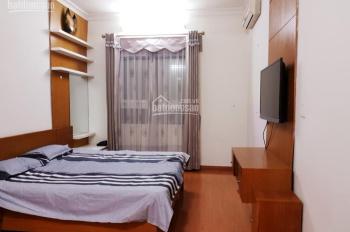 Cho thuê chung cư Trung Hòa Nhân Chính 18T1, 117m2, 3 ngủ, full, 13tr5. LH 0918682528
