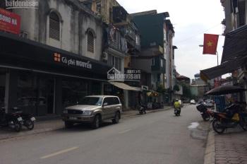 Cho thuê nhà mặt phố Hồng Mai, Hai Bà Trưng, Hà Nội 42m2*1 tầng, giá: 8 triệu/tháng: 0986592345