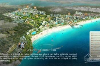 Biệt thự biển Para Draco-sân golf vịnh Cam Ranh, TT 15%, CK 3-18%, full NT+hồ bơi. LH: 0933371427