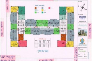 Bán căn hộ chung cư 282 Nguyễn Huy Tưởng, Tầng 15, DT 70m2, giá bán 23tr/m2. LH 0983072573 C Lan
