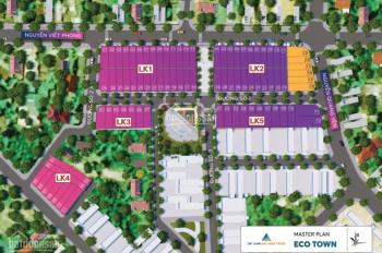 Đất Xanh Miền Trung bán các lô đất cuối cùng của dự án Eco Town đón xuân 2019. LH 0905483899