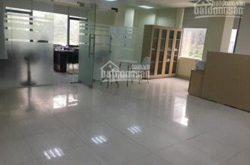 Cho thuê văn phòng: 80m2, 100m2, 200m2, 500m2 phố Lê Văn Lương kéo dài giá thuê chỉ 180 nghìn/m2/th