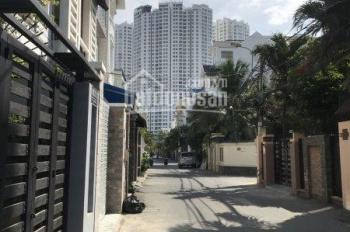 Bán nhà 5.3 x 15m, trệt, 3 lầu nhà mới khu Kiều Đàm, hẻm xe hơi 8m giá rẻ 8.9 tỷ LH Vinh 0909491373