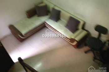Cho thuê nhà riêng 4 tầng x 27m2 phố gần Trần Hưng Đạo, đủ tiện nghi 6tr/tháng