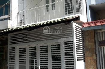 Cho thuê nhà hẻm xe hơi 457 Trần Hưng Đạo, q1