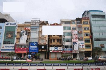 Cần bán gấp nhà 4 tầng giá rẻ mặt đường Trần Hưng Đạo, Hải Phòng