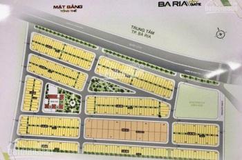 Bán đất nền ngay trung tâm thành phố giá 10tr/m2 (14,5x23,5m) gần trường, chợ, LH 0933371427