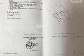 Bán nền góc KDC Hưng Phú 1 DT: 6 x 20m= 120m2 giá 2.5 tỷ