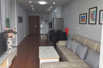 Cho thuê căn hộ chung cư cao cấp tòa CT4 Vimeco Nguyễn Chánh, thiết kế đẹp, hiện đại, đủ đồ