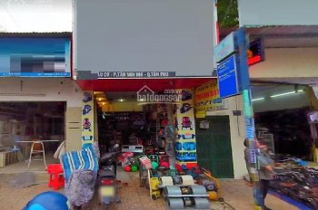 Cần cho thuê nhà mặt tiền đường Âu Cơ, Q. Tân Phú- con đường chiến lược của quận Tân Phú