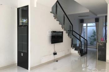 Nhà 2 lầu đẹp dạng biệt thự, đường 10 m, khu vip phường Phú Thuận, Q7. 5m*16m, 6,7 tỷ