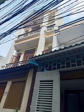 Nhà 1/ Lũy Bán Bích, P Tân Thới Hòa, Q Tân Phú, giá 4.1 tỷ