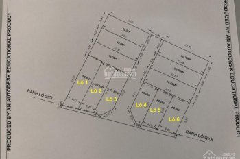Đất phân lô giá tốt F1, ngay UBND Tân Bình, Trường Chinh, khu Bàu Cát