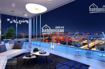 Biệt thự trên không sky villas Landmark 81 DT 407m2 view sông có sân vườn hồ bơi riêng 0977771919