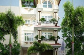 Cho thuê nhà mặt tiền Nguyễn Thị Thập, phường Tân Hưng, quận 7. DT 5x20m, 1H 1 trệt 4 lầu có thang