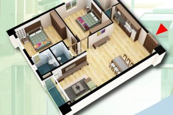 Cần bán căn hộ diện tích 93m2 của HUD (nhà mới tinh chưa ở) giá 2,1 tỷ (Miễn trung gian)