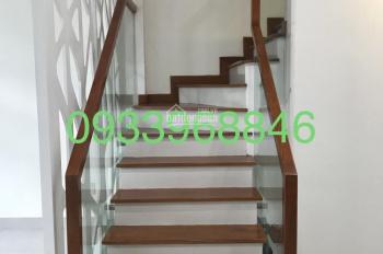 Bán nhà 95m2, 1 trệt 2 lầu, đường thông rộng 5m, Nguyễn Thị Định, P. Thạnh Mỹ Lợi, Q2