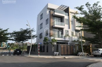 Cần bán gấp lô góc 2 MT Jamona City DT: 8x17m (128m2), Tây Bắc, giá 72tr/m2 LK cầu PM, PMH, Q. 1
