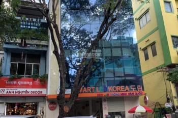 Bán gấp nhà MT Lê Hồng Phong, P10, Q10, 4 tầng, HĐ 55tr/th, giá 13.5 tỷ