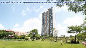 Cho thuê căn hộ cao cấp La Casa nằm liền kề Phú Mỹ Hưng, 2 phòng ngủ. Giá: 10 triệu/tháng