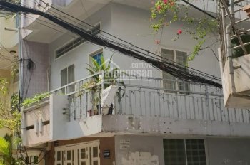 Trệt 2 lầu 4x12m nhà mới XD, HXH 2 mặt tiền P25 Ung Văn Khiêm chỉ 7.5 tỷ quá hot!