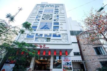 Cần bán tòa nhà VP Điện Biên Phủ, phường 6, Q3. DT 5.5X20m hầm 7 lầu HĐCT 220 triệu giá 39 tỷ