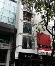 Nhà phố đi bộ Bùi Viện, 4x16m, HĐ thuê 140tr/th, giá 55 tỷ