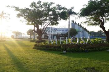 Chính chủ cần bán gấp nhà phố Melosa giá tốt- 5x20m- 5,7 tỷ - hướng Tây view hồ. LH: 0969001513