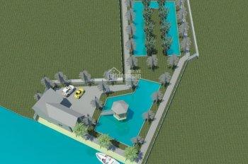 Bán đất nhà vườn nghỉ dưỡng bờ sông Tân Trụ, Long An