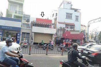 Cho thuê nhanh nhà ngay mặt tiền Đ. Phan Văn Trị, P5, Q. GV, ngang 5m, đối diện Cityland, gần Emart