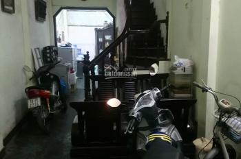 Bán nhà DT 43.5m2 x 3,5T ngõ 223 Đặng Tiến Đông, Đống Đa, Hà Nội