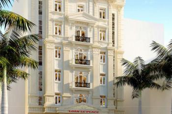 Tòa nhà 2 mặt tiền sầm uất 4.500m2, đất 1.022m2, 9 tầng (móng 12 tầng)