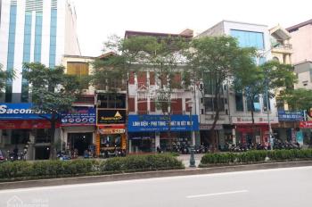 Mặt bằng kinh doanh phố Nguyễn Văn Cừ - Long Biên. DT 130m2 x 3T, MT 7.5m