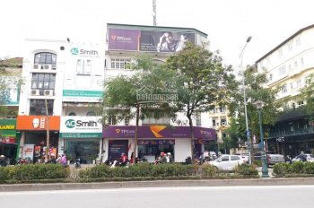 Mặt bằng kinh doanh lô góc Nguyễn Văn Cừ - Long Biên. DT 135m2, 2 MT: 13mx10m