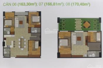Căn hộ 5 phòng ngủ, 4 WC dành cho gia đình đông thành viên, gần The Goldview Lh:0938234510