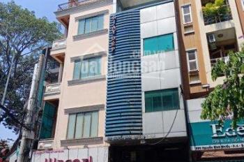 Bán khách sạn Sư Vạn Hạnh, P12, Quận 10, DT 4x20m, hầm 5 lầu. Thu nhập 150 triệu/th, giá 18.5 tỷ TL