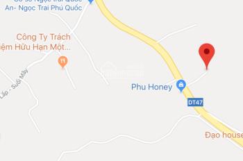 Chính chủ bán đất Suối Mây, ĐT 47, Dương Tơ, Phú Quốc