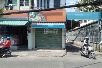 Nhà ngay góc 2 mặt tiền Lê Văn Thọ, P.6, Q. Gò Vấp, DT 4x11m, đông đúc hợp KD cafe
