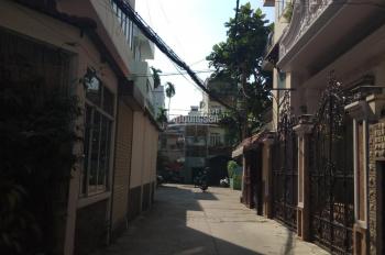 Bán nhà HXH đường Hồ Thị Kỷ, Q10, DT: 3.9x12m, 7.6tỷ
