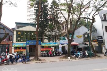 Nhà mặt phố Lý Thường Kiệt - Hoàn Kiếm. DT 250m2 x 2.5 tầng, MT 10m, VH 5m