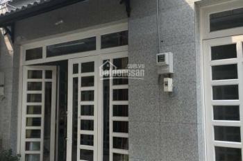 Cần tiền nhập hàng cuối năm, cô Tú bán gấp nhà 105m2 mặt tiền Bông Sao, quận 8, 987 triệu