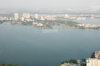 View trực diện Hồ Tây - Độc quyền tòa Moon - Tây Hồ Residence, căn góc 3PN, giá 3,9 tỷ, vay NH LS