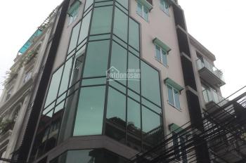 Bán tòa nhà mặt phố DT 205m2 x 10T, mặt phố Nguyễn Văn Cừ, Long Biên. Giá 30 tỷ