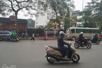 Cho thuê đất mặt bằng mặt phố Trần Đại Nghĩa, 200m2, mặt tiền 16m, đối điện cổng ĐH Bách Khoa HN